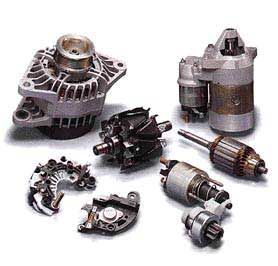 alternatory samochodowe