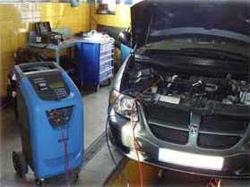 serwis klimatyzacji samochodowej warsztat samochodowy siedlce