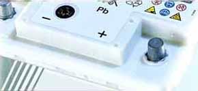 akumulator samochodowy zimą