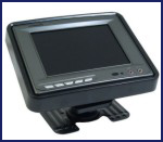 Kamera cofania Nerida AVHR602 w samochodzie osobowym
